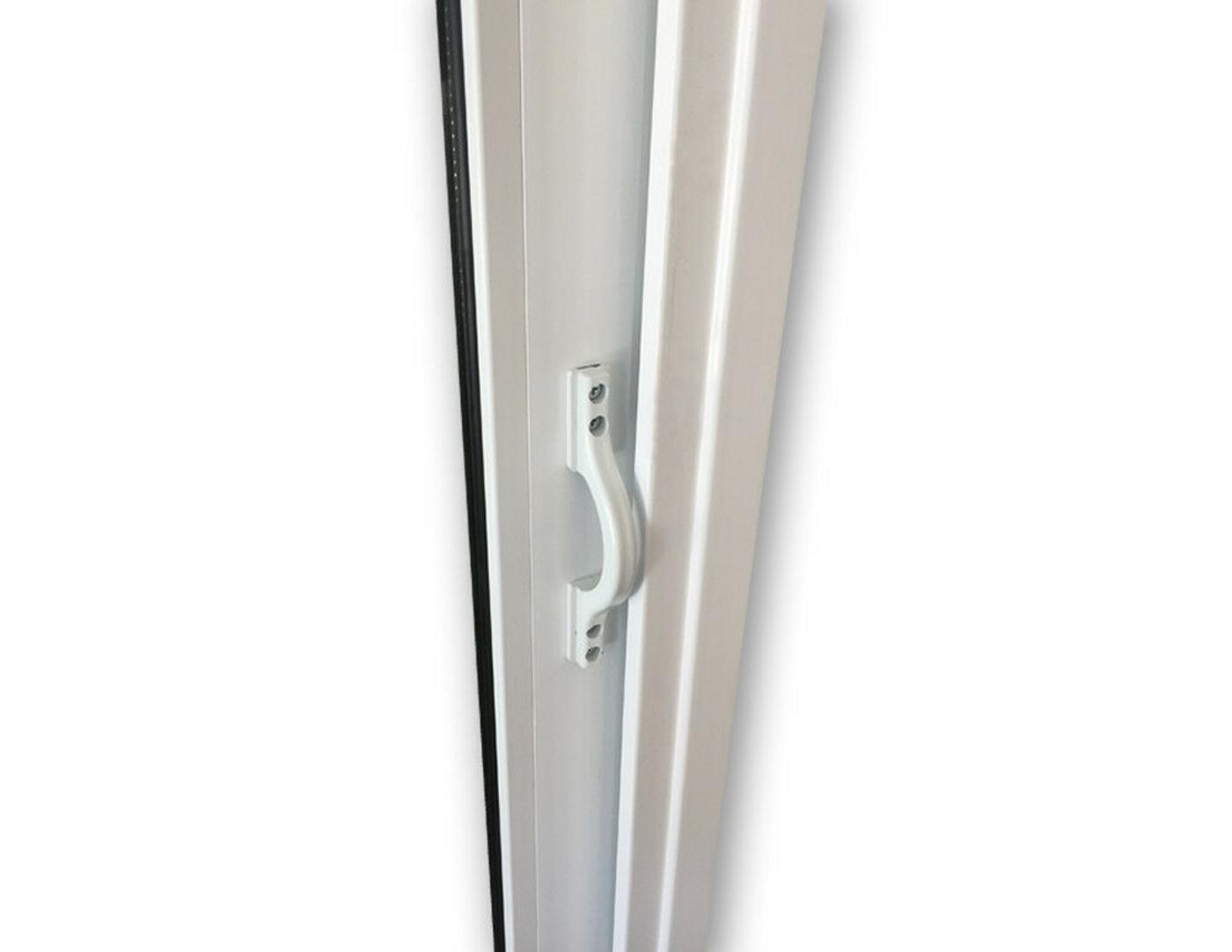 Beide Seiten zum /öffnen 2-fach-Verglasung 2-fl/ügelig Schiebefenster SFS BxH: 1100x1600 mm